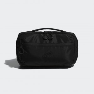 Сумка на пояс Optimized Performance adidas. Цвет: черный
