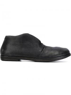 Ботинки дезерты без шнуровки Marsèll