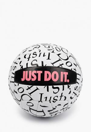 Мяч волейбольный Nike SKILLS VOLLEYBALL. Цвет: белый
