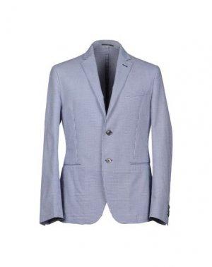 Пиджак FENDI. Цвет: синий