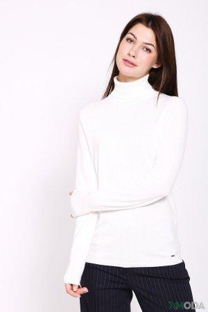 Пуловер Taifun. Цвет: белый