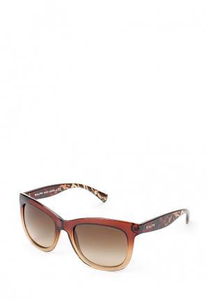 Очки солнцезащитные Ralph Lauren RA5210 151413. Цвет: коричневый