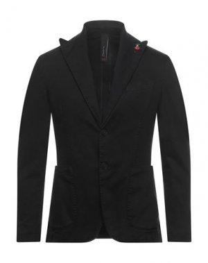 Пиджак FAAG. Цвет: черный