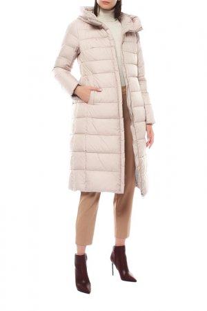 Пальто La Reine Blanche. Цвет: beige