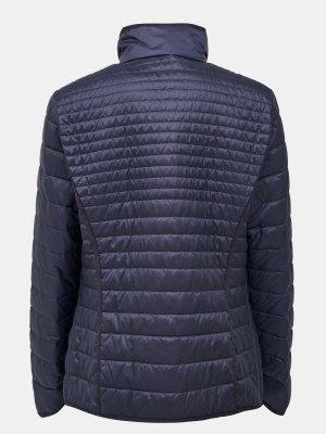 Двусторонняя куртка Basler. Цвет: siniy