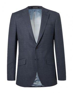 Пиджак RICHARD JAMES. Цвет: темно-синий