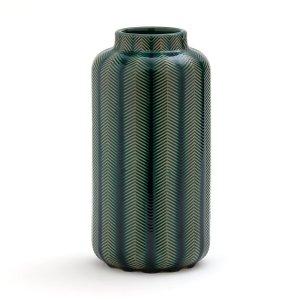 Ваза La Redoute. Цвет: зеленый