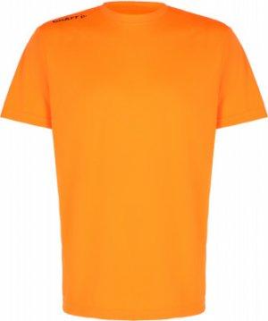 Футболка мужская Event, размер 46-48 Craft. Цвет: оранжевый