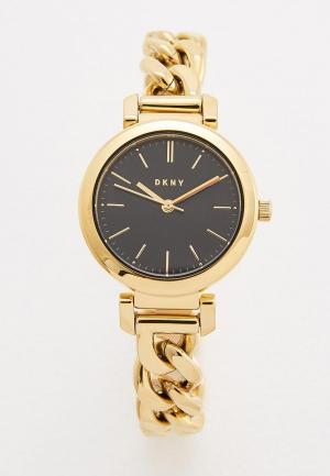 Часы DKNY NY2665. Цвет: золотой