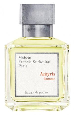 Парфюмерный экстракт Amyris Homme Maison Francis Kurkdjian. Цвет: бесцветный
