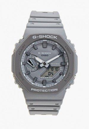 Часы Casio G-SHOCK GA-2110ET-8AER. Цвет: серый
