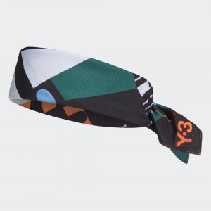 Бандана Y-3 by adidas. Цвет: оранжевый