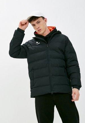 Куртка утепленная Kelme. Цвет: черный