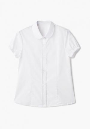 Блуза Katasonov. Цвет: белый