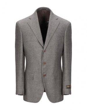 Пиджак JASPER REED. Цвет: светло-коричневый