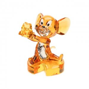 Скульптура Jerry Swarovski. Цвет: оранжевый