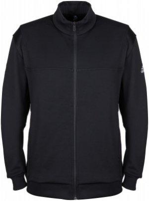 Олимпийка мужская adidas, размер 52-54 Adidas. Цвет: черный