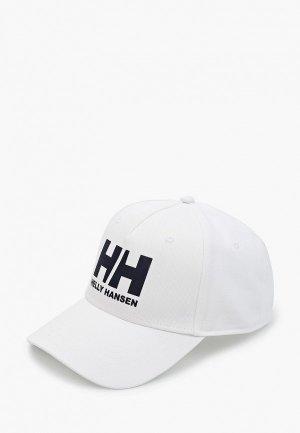 Бейсболка Helly Hansen HH BALL CAP. Цвет: белый