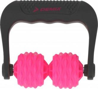 Ручной массажер Demix. Цвет: розовый