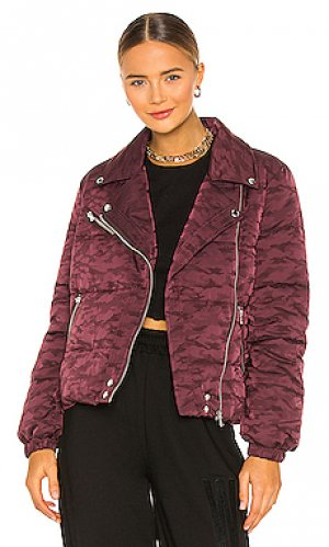 Дутая куртка sequoia PAIGE. Цвет: фиолетовый