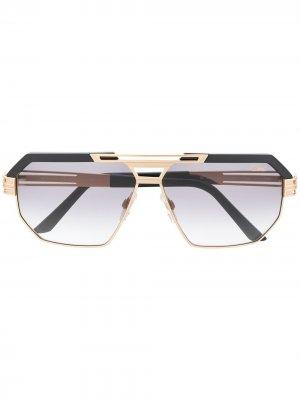 Солнцезащитные очки MOD9082 001 Cazal. Цвет: черный