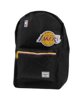 Рюкзаки и сумки на пояс ETNIES. Цвет: черный