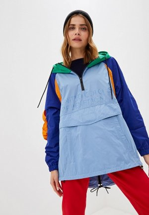 Ветровка United Colors of Benetton. Цвет: разноцветный