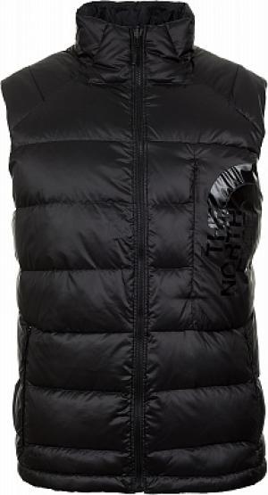 Жилет пуховый мужской Peakfrontier II Vest, размер 46 The North Face. Цвет: черный