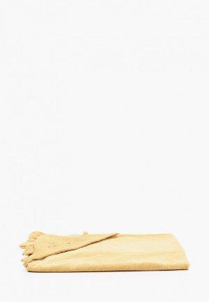Полотенце Elodie Sweet Golden Harry, 80х80 см. Цвет: бежевый
