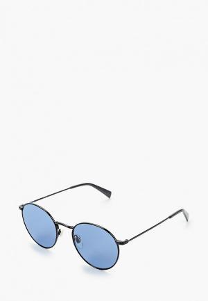 Очки солнцезащитные Levis® Levi's® LV 1005/S 08A. Цвет: синий