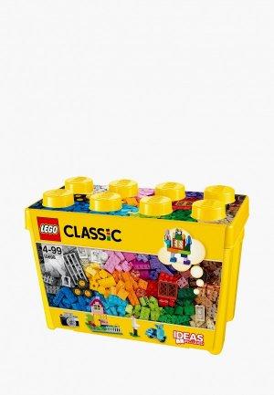 Конструктор LEGO Classic 10698 Набор для творчества большого размера. Цвет: разноцветный