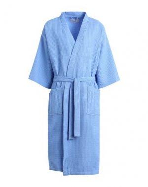 Домашние и банные халаты HAY. Цвет: лазурный