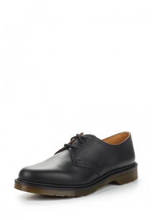 Туфли Dr. Martens 1461 Pw. Цвет: черный