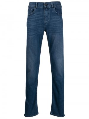 Зауженные брюки Slimmy 7 For All Mankind