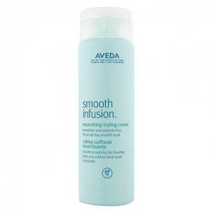 Разглаживающий стайлинг крем для волос Aveda. Цвет: бесцветный