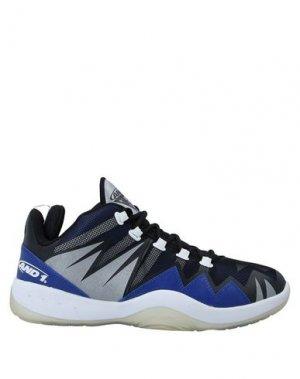 Низкие кеды и кроссовки AND1. Цвет: черный