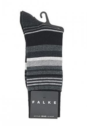 Носки FALKE. Цвет: черный