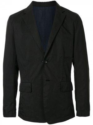 Двусторонний легкий пиджак CK Calvin Klein. Цвет: черный