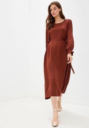 Платье Beatrice.B. Цвет: коричневый