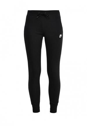 Брюки спортивные Nike WOMENS SPORTSWEAR PANT. Цвет: черный