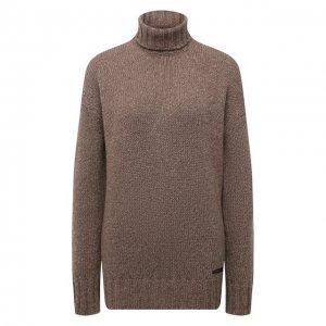 Кашемировый свитер Ralph Lauren. Цвет: коричневый