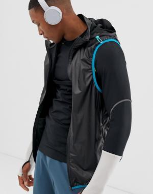 Спортивная сумка со складываемой курткой с капюшоном ASOS 4505