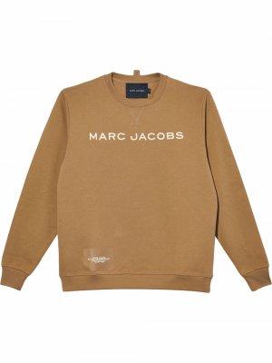 Свитер Sweatshirt Marc Jacobs. Цвет: коричневый