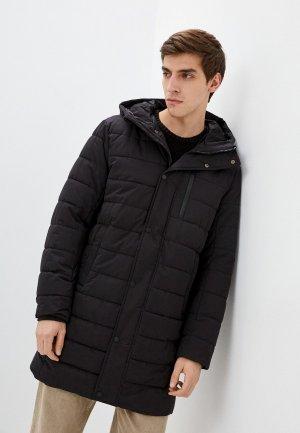 Куртка утепленная Ostin O'stin. Цвет: черный