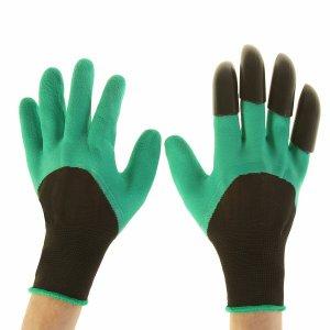 Перчатки нейлоновые садовые Greengo