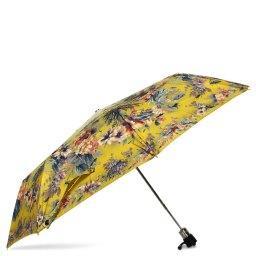 Зонт полуавтомат 833 желтый JEAN PAUL GAULTIER
