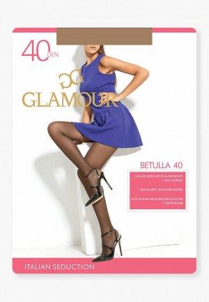 Колготки Glamour Betulla 40 DEN. Цвет: бежевый