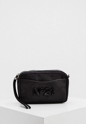 Сумка N21. Цвет: черный