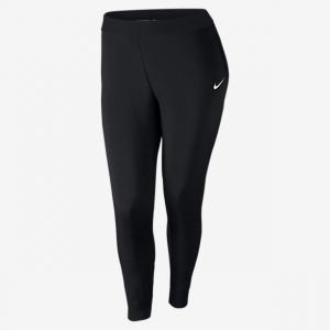 Женские брюки для тренинга Dri-FIT Flex Bliss (большие размеры) Nike. Цвет: черный