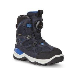 Ботинки высокие SNOW MOUNTAIN ECCO. Цвет: черный